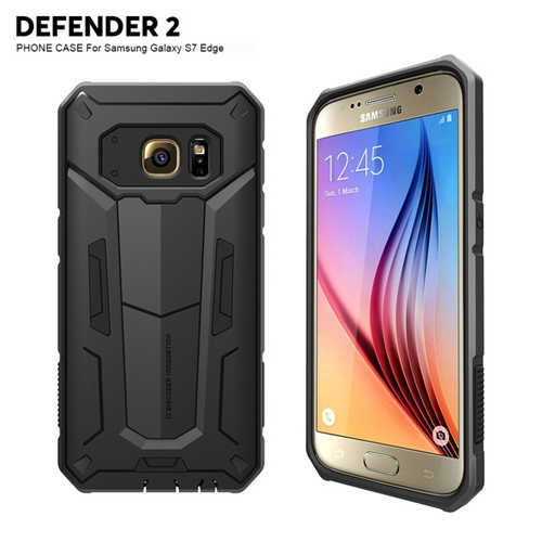 כיסוי ל- Samsung Galaxy S7 Edge דגם Nillkin Defender 2
