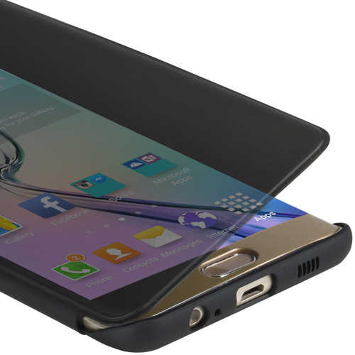 כיסוי פליפ ל- Samsung Galaxy S6 Edge דגם Rock Dr.V Series