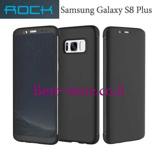 כיסוי פליפ ל- Samsung Galaxy S8 Plus דגם Rock Dr.V Series